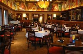 Restaurantstoel reinigen