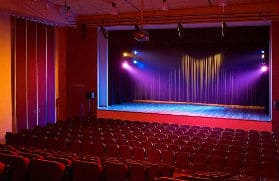 Theaterstoel reinigen
