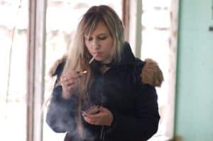 rookgeur in huis verwijderen