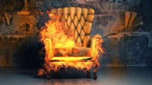 zelf reinigen van meubels