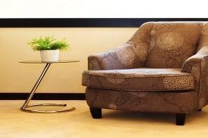 fauteuil reinigen